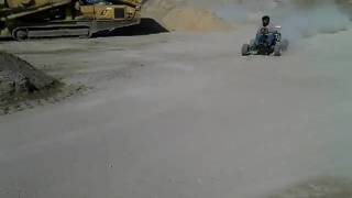 GX 390  Cross Kart Test3