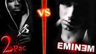2Pac ft. Eminem - When I'm Gone (Remix)