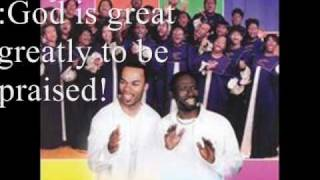 Awesome God by J.J Hairston and Youthful Praise