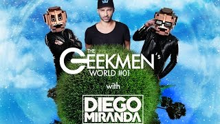 The Geekmen's World #01 - Diego Miranda