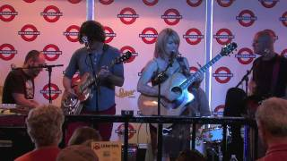"Sara Hickman performs ""Last of a Dying Breed"" live at Waterloo Records in Austin, TX"