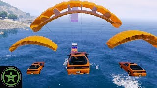 WE CAN'T ALL FIT THERE - GTA V | Let's Play