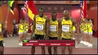 Mens 4x100m Mens Final World Champs 2015