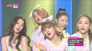 【TVPP】CLC - PEPE, 씨엘씨 - 페페 @ Show Music Core Live
