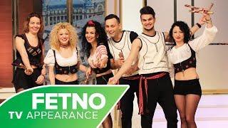 FETNO Aerobic @ La Măruță, Pro TV (9.02.2017)