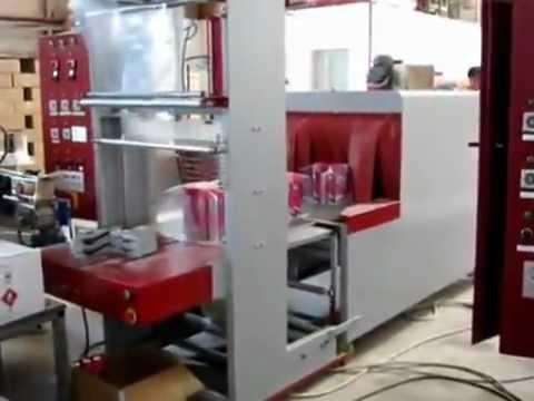 Otomatik Shrink Ambalaj Makinesi