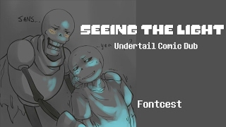 (Comic Dub) Undertail: Seeing the Light