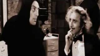 "Mel Brooks' Young Frankenstein - ""Whose Brain I did put in?"""