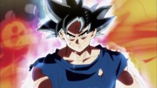 GHOSTEMANE - Mercury // Goku Vs Jiren - AMV