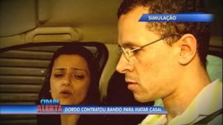 Cidade Alerta, Marcelo Rezende, Percival