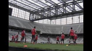 Pré-jogo: Atlético Paranaense x Foz do Iguaçu