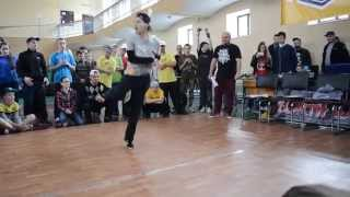 Youth Fest-3: суддівський вихід bboy Apache (South Front)!