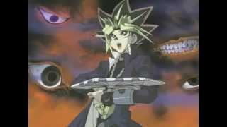 Yugi-Oh Yugi Summons Slifer the Sky Dragon for the First Time