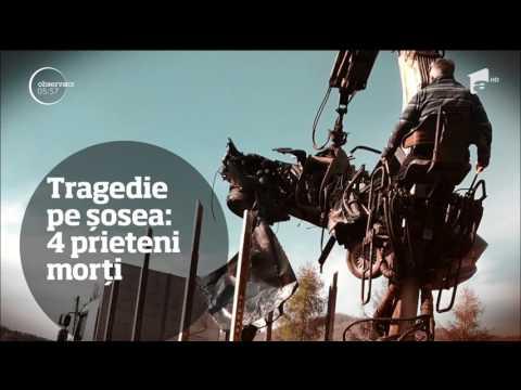 Observator TV 18/04/2017 - Ştirile zilei