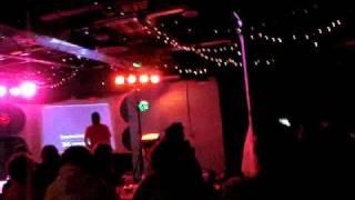 Jordan Spence singing ROADHOUSE BLUES by The Doors