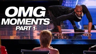 OMG! You'll Never Believe These Talents! - America's Got Talent 2018