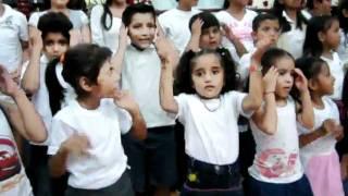 coro de niños principe de paz.avi