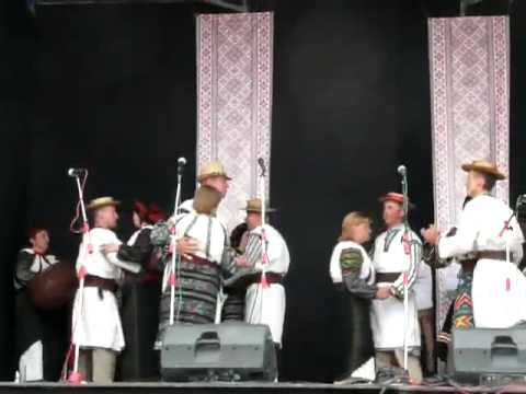 Waltz By The Folk Ensemble From The Village Of Dnistrove, Ternopil Oblast, Ukraine