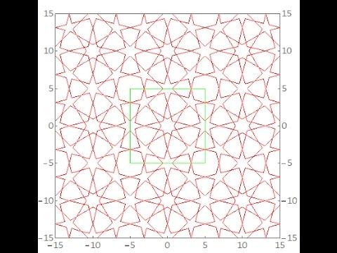伊斯蘭的幾何拼貼 02