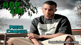 Hopsin - Press Charges (Heartless)