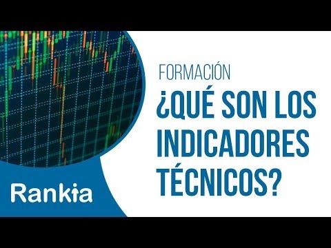 Los indicadores técnicos son fórmulas matemáticas y estadísticas que se aplican a series de precios y volúmenes con la intención de ayudar a tomar decisiones de inversión o de ubicar los precios en determinadas fases o situaciones.