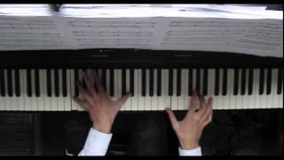Batman Begins Soundtrack - Barbastella - Piano Cover
