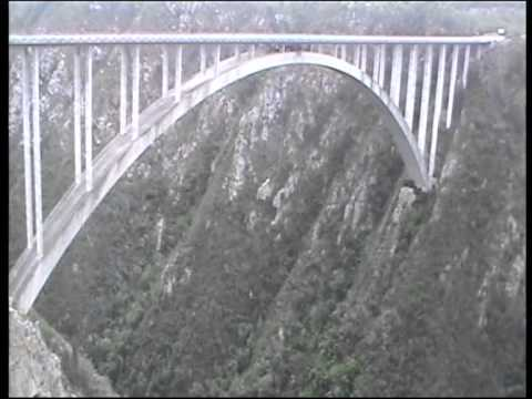 Worlds Highest Bungee Bridge : Face Adrenalin