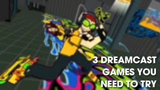 3 Dreamcast Games You NEED To Try