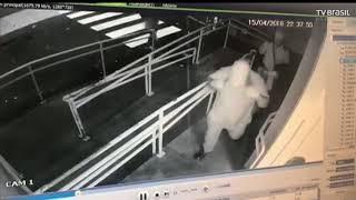 Criminosos fazem roubo milionário no terminal de cargas do Galeão