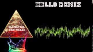 OMFG HELLO Remix ElementalBeatMaker 2015