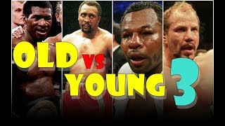 When YOUNG Boxer Gets destroyed by  OLD boxer Part 3