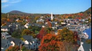 Travel to New England - The Historic Heart of America