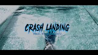 "Russ x Unknown T (Trap/Drill) Type Beat - ""Crash Landing"" (Prod By. @majorbeatzproduction)"