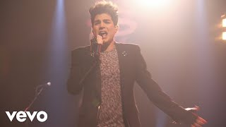 Adam Lambert - Cuckoo (AOL Sessions)