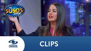 María Elisa Camargo revela cómo superó el Bullying | The Suso's Show