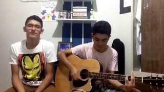 Café com leite - Luan Santana  COVER (Claudio e Pedro Henrique)