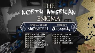 Moonspell - North American Enigma - Teaser