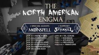 Moonspell - North American Enigma - Teaser