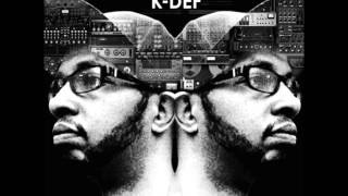 K-Def - Gotta Get Away ft. Damu The Fudgemunk & AG