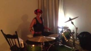 Awesome drumming zitaa