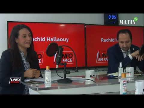 Video : L'info en Face avec Pr. Bouchra Meddah et Mohamed Ben Ouda