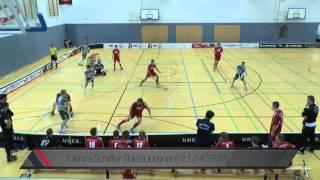 2.FBL: Djk Holzbüttgen - SSF Dragos Bonn 14 - 2 (Highlights)