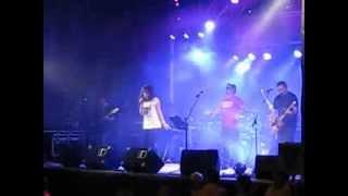 Banda Kroll cover Amor Electro - Rosa Sangue - Carvide 2013