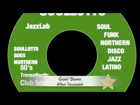 allen-toussaint-goin-down-funkmastermoon-soullotto