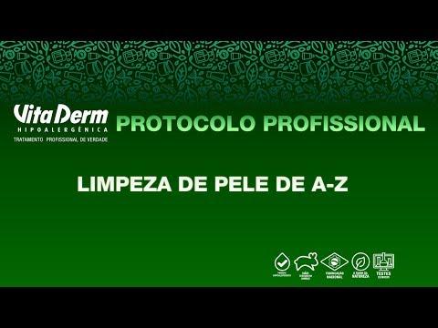 Vita Derm Limpeza de Pele Profissional Kit