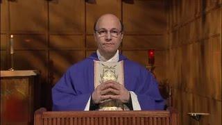 Daily TV Mass Thursday, March 9, 2017