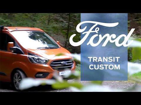 Ford Tourneo Custom Trend