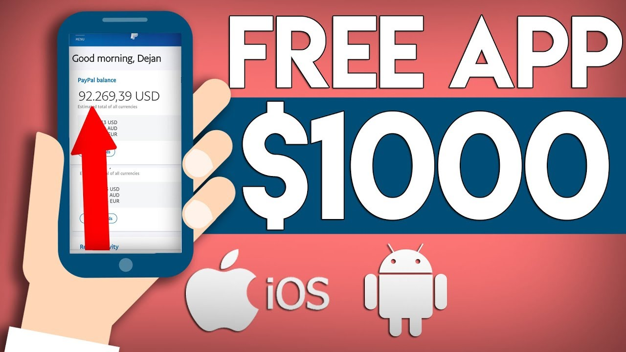 Make 00+ With This FREE App! (WORKING 2020)