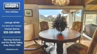 Sedona Real Estate Home for Sale. $599,000 2bd/2ba. - Thomas Garrow of cbsedona.com