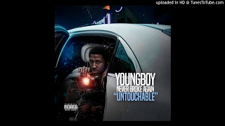 NBA Youngboy - Untouchable Clean Radio Edit